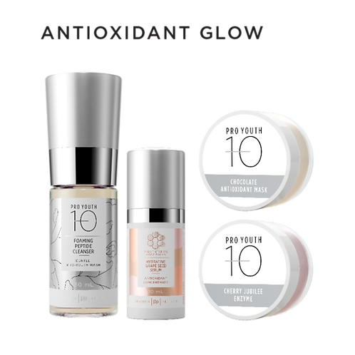 Rhonda Allison Antioxidant Glow At-Home Kit