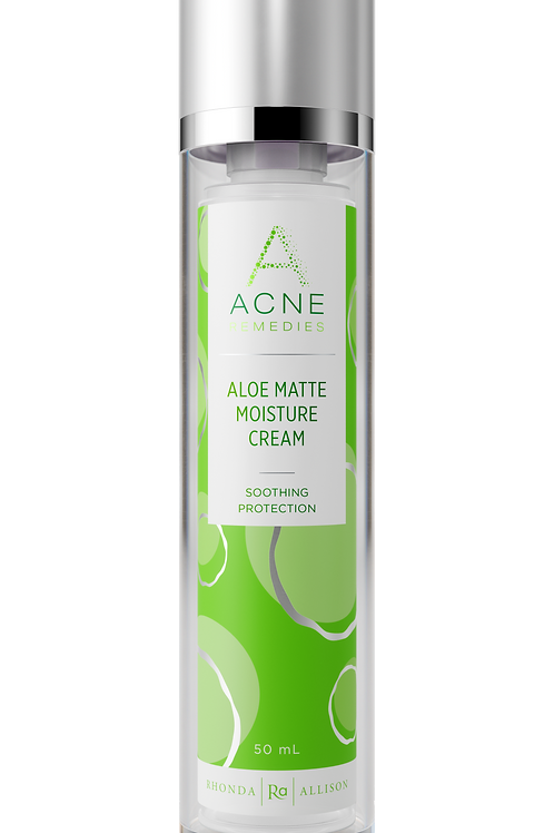 Rhonda Allison Aloe Matte Moisture Cream - 50 mL