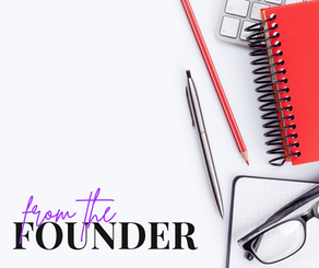 From the Founder: 🎉Your Guide to an Awesome 2021