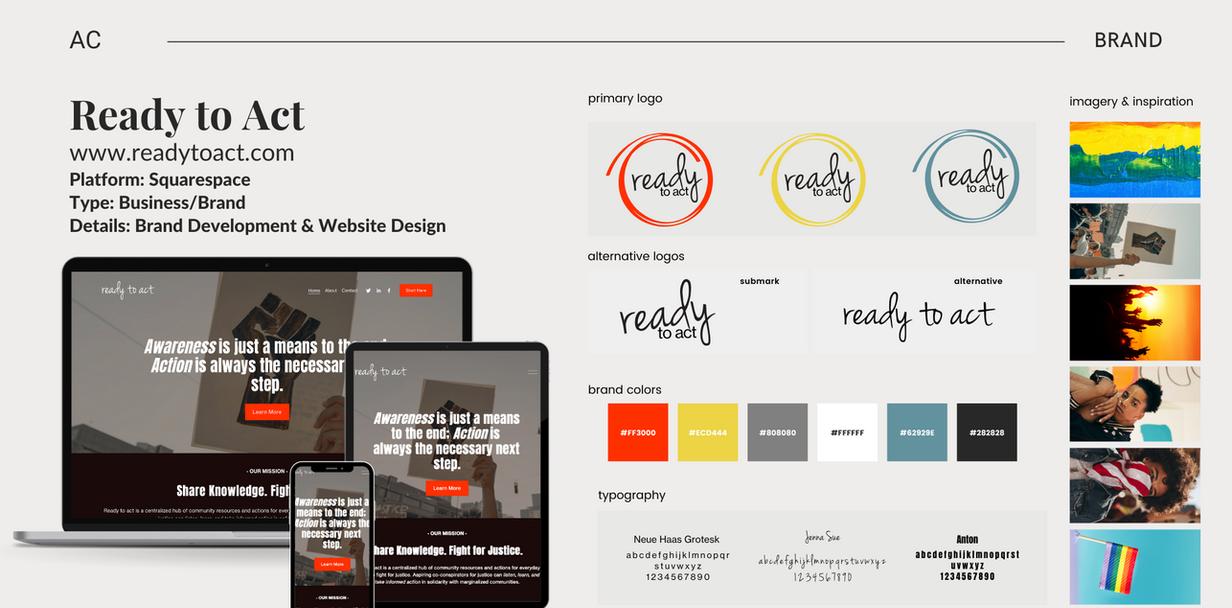 RTA - Brand Design