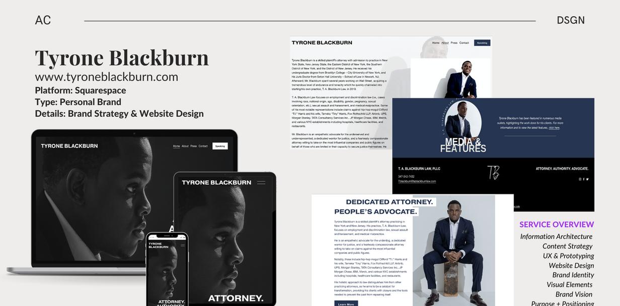 TB - Web/Brand Design