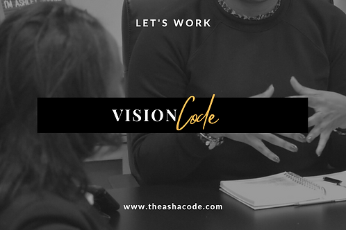 Vision Code - Strategy Session