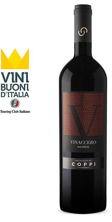 Coppi, Aleatico 'Vinaccero' IGP, 2011