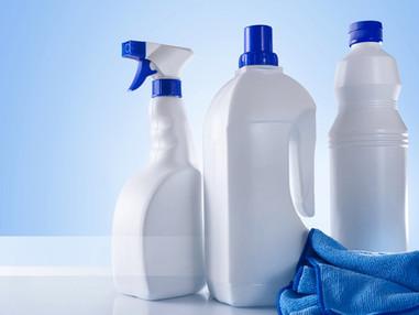 Alcoholes como productos para limpieza y desinfección contra el COVID-19