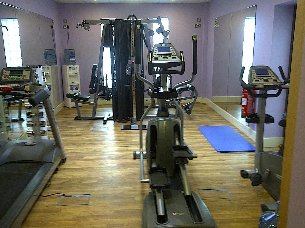 Gym Tarrershall