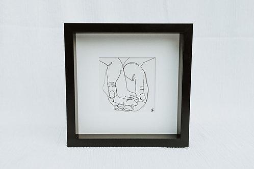 hands - illustration