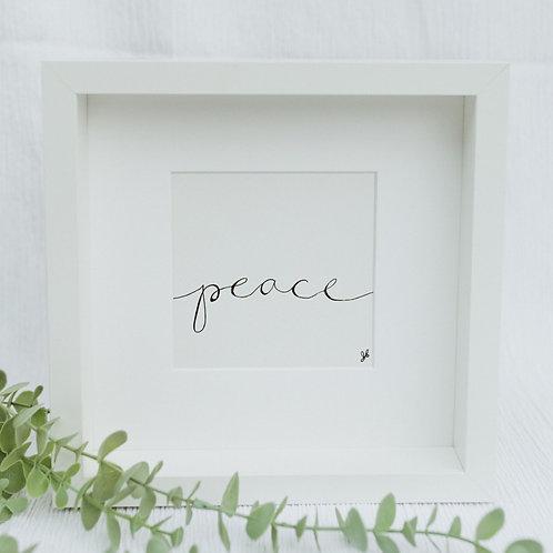 """peace"" - illustration"