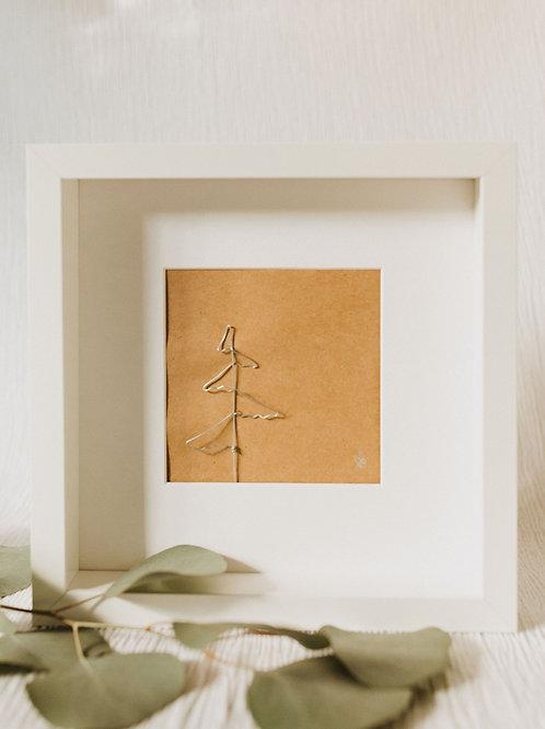 tree 1 - wire art