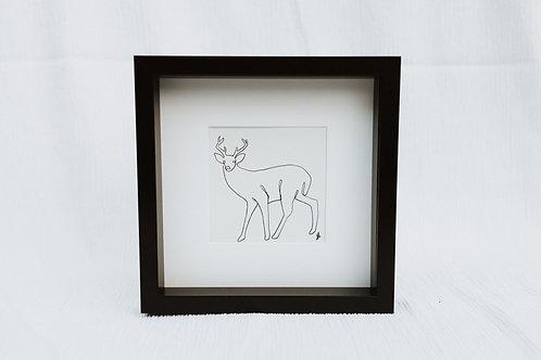 stag - illustration