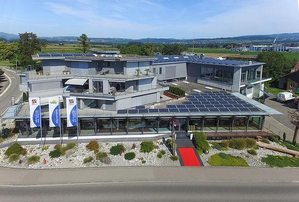 Nachhaltigkeit | PARKETT KÄPPELI GmbH | KÄPPELI AG Küchen- und Raumdesign