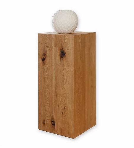 Holz Deko-Säule