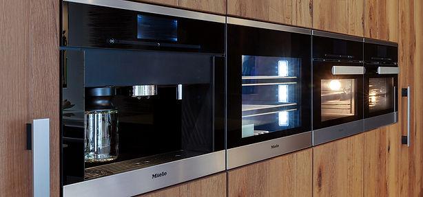 Küchenplanung Küchendetails Küchengeräte Elektrogeräte| KÄPPELI AG Küchen- und Raumdesign