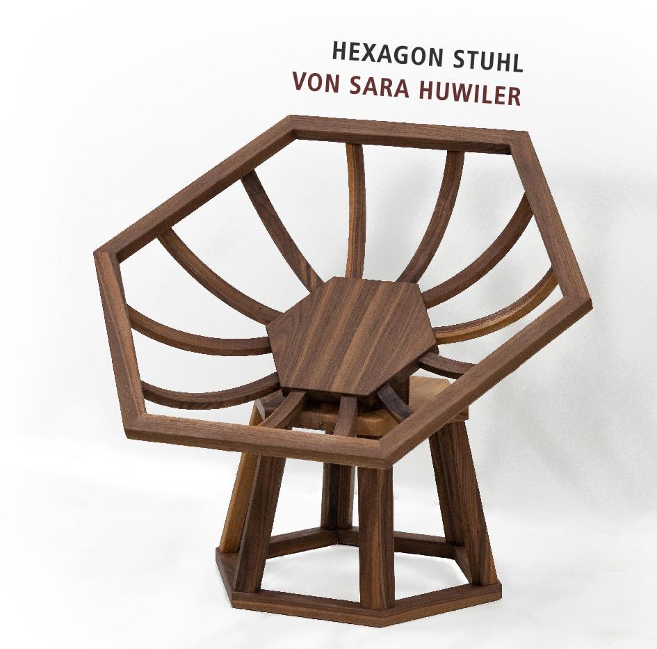 Hexagon Stuhl