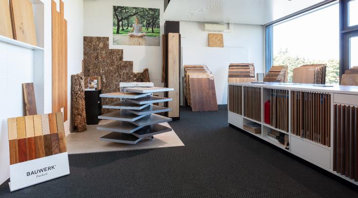 Ausstellung | Parkett Käppeli GmbH