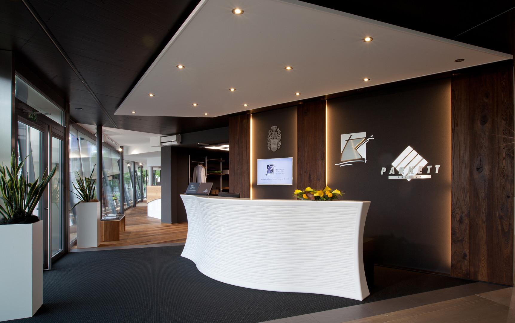 KÄPPELI AG, Küchen- und Raumdesign, 5634 Merenschwand, Ausstellung