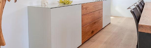 Sideboard, Buffet, Möbel, Schreinerei Designmöbel| KÄPPELI AG Küchen- und Raumdesign