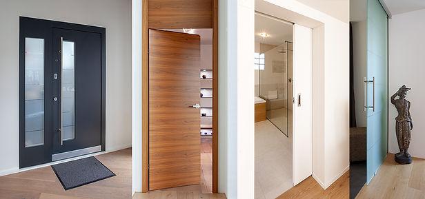 Innentüren, Türen, Aussentüren, Haustüren, Eingang, Entrée| KÄPPELI AG Küchen- und Raumdesign