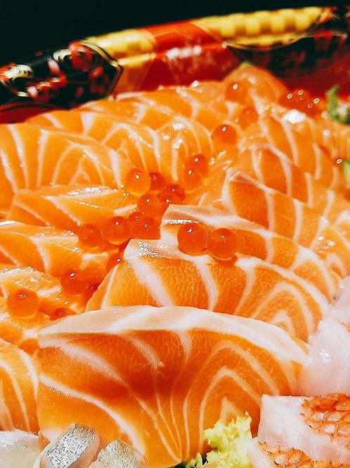 挪威三文魚腩刺身 1LB