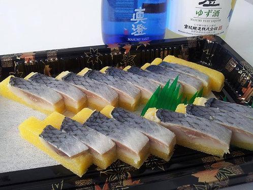 希靈魚刺身