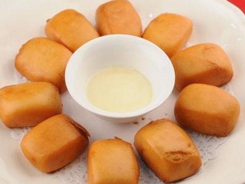 奶香炸饅頭12件