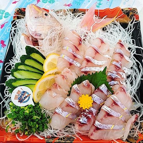 原條日本金線鯛刺身