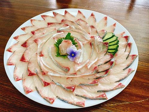 日本大池魚刺身 - 1份(季節限定)