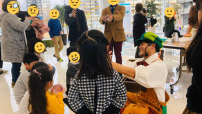 ジャグリング&マジック体験会2019.12.27