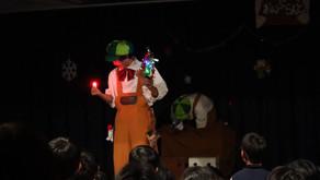 坪井公民館でパフォーマンス2019.12.20