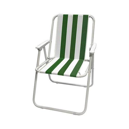 כסא חוף מתקפל
