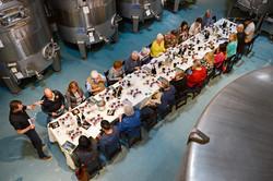Wine Blending at AMV
