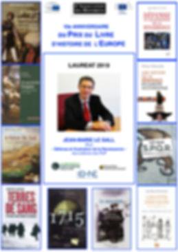 10e anniversaire Prix du livre d'histoir