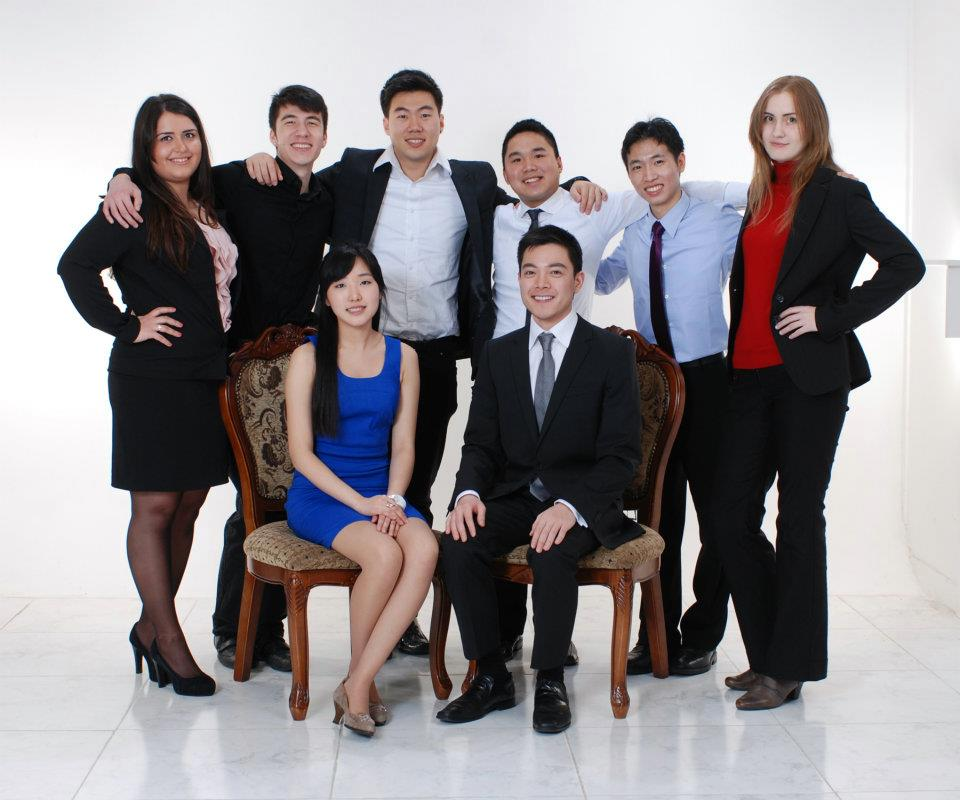 UBC PSSA Executive Team