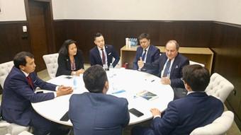 Deputy Minister of National Economy Kazakhstan