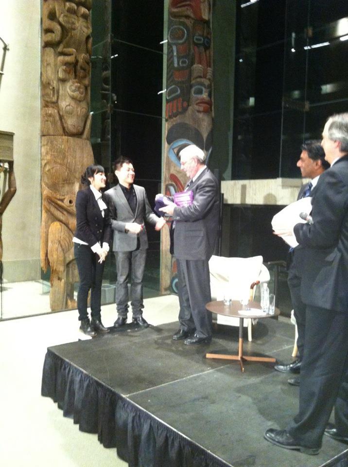 UBC CSDI with CBC's Ian Hanomansing