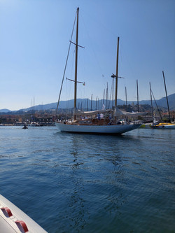 Riviera Yacht Charter In Sanremo