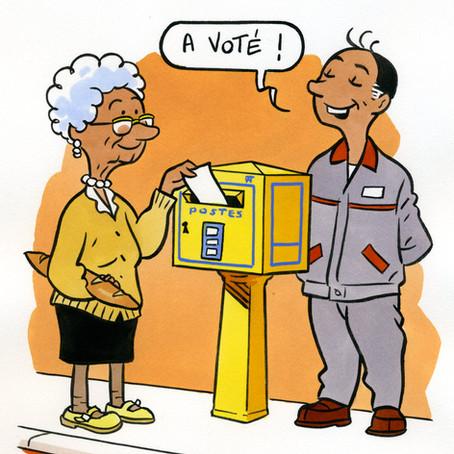 Résultat des élections des représentants des locataires