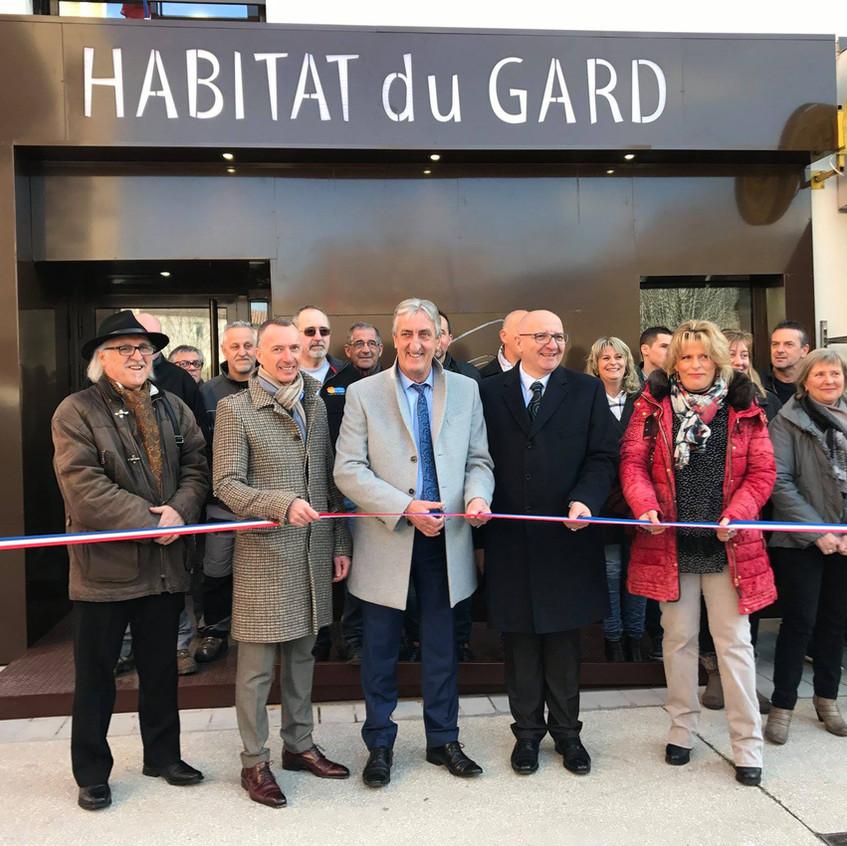 Inauguration Agence des Cevennes