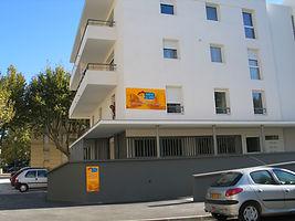 Agence Habitat du Gard CBA Chemin-Bas d'Avignon Nimes HLM Services publics