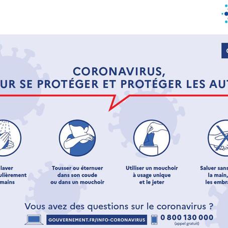 Coronavirus : Habitat du Gard ferme ses accueils