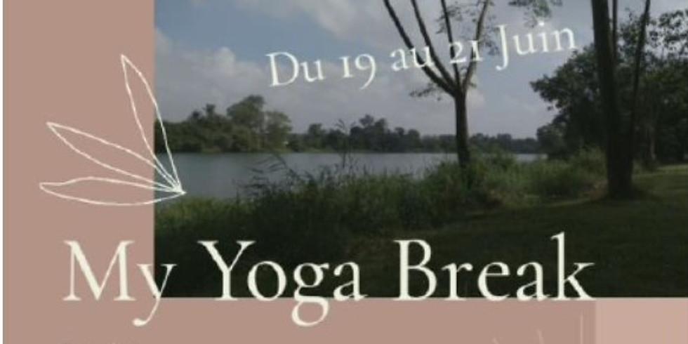 🔥 My Yoga Break is back 🔥 - Sarah Millard
