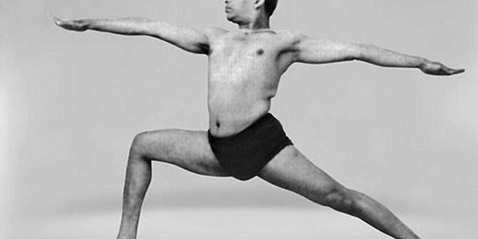 Yoga IYENGAR® - Meïr Bar-Maymon