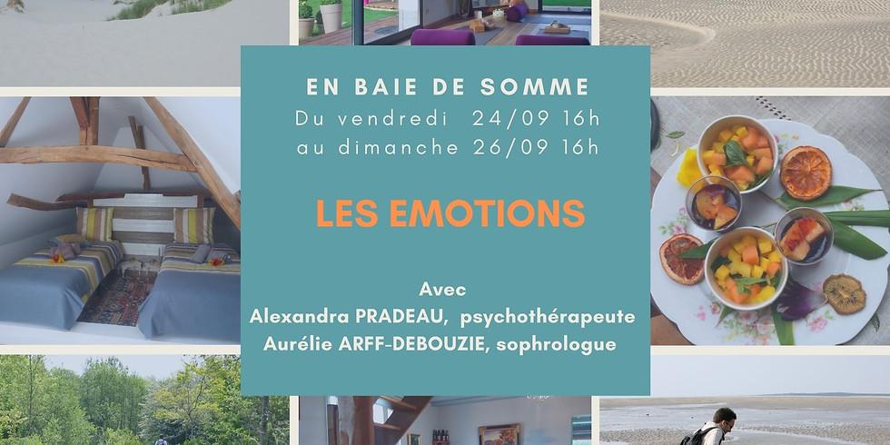 Week End sur les Emotions - Alexandra & Aurélie