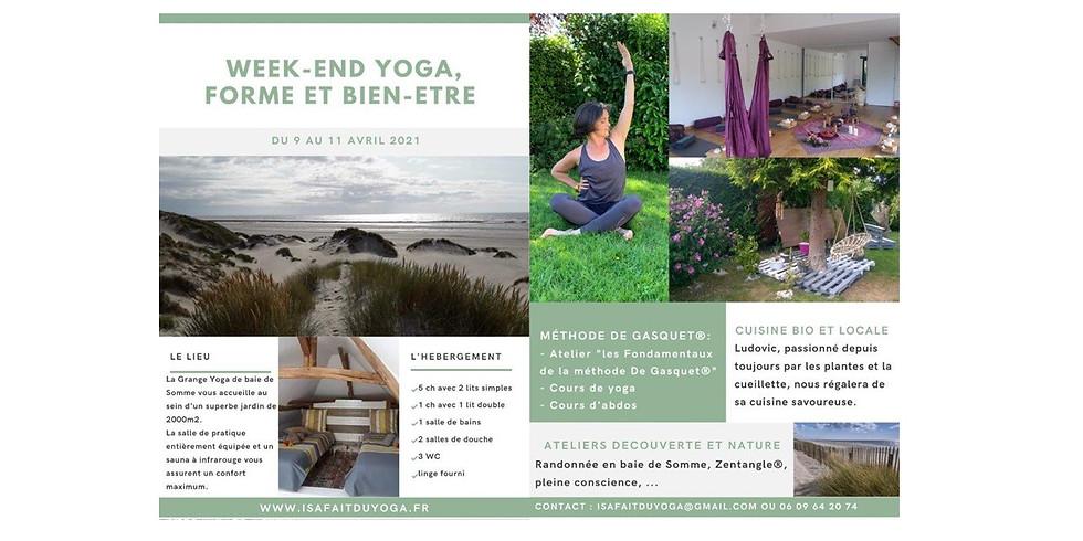 Yoga (Méthode De Gasquet®) & Bien-Être - Isa Belle