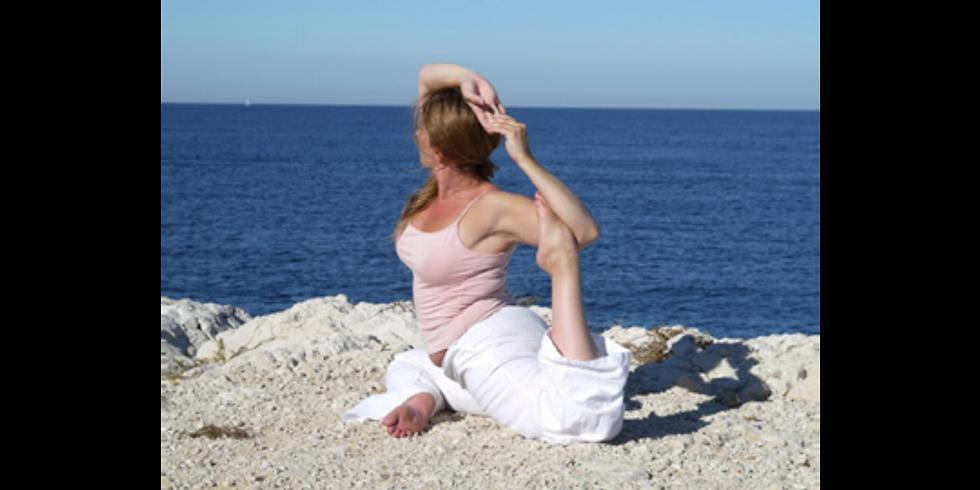 Retraite de Yoga - Magali Darier