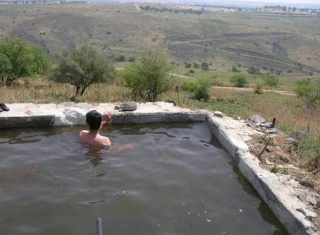 העם רוצה נחל! פיתוח תיירותי בישראל