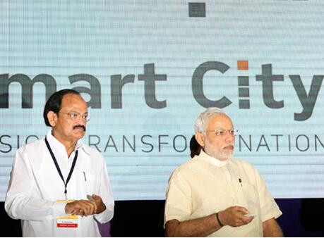 CHINA SET TO PARTICIPATE IN INDIA'S SMART CITY MISSION