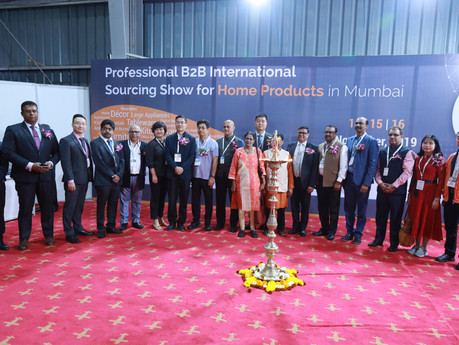 International Sourcing Show - India Mega 3 Come to a Successful Ending