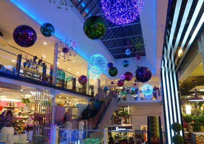 Sri Lankan Shopping Mall