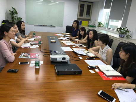 FHW CHINA Organizing Committee and KOTRA Have In-depth Talk on Promotion of South Korean Food