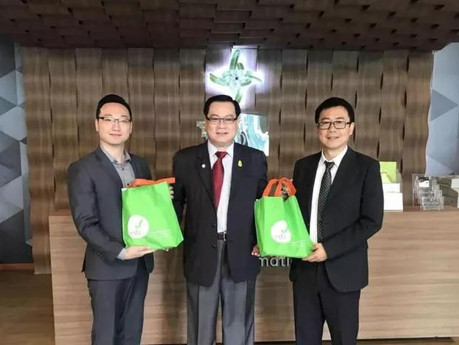 Collaboration with National Food Institute of Thailand again in 2018!